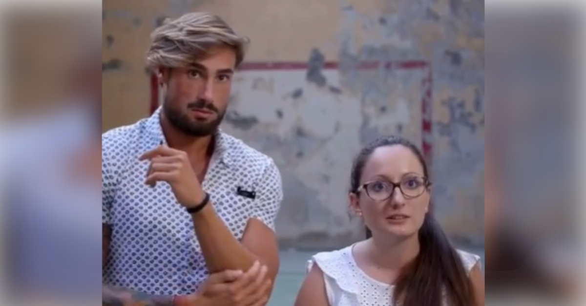 """E' in coppia con Gianluca, chi è Giulia la secchiona de """"La pupa e il secchione"""""""