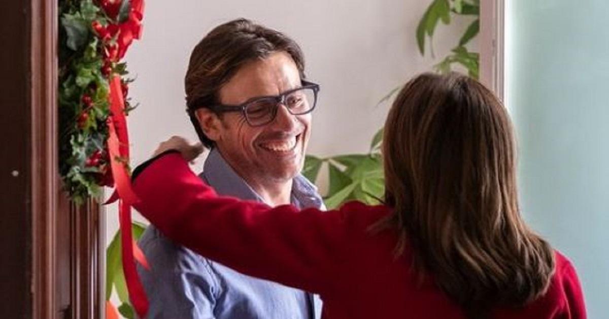 """Interpreta Paolo in """"Mina Settembre"""". Davide Devenuto è molto conosciuto, ma sapete chi è la sua compagna?"""