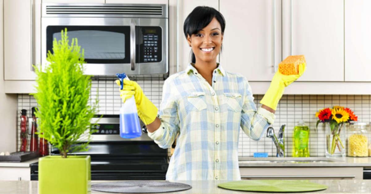 5 luoghi della casa che pullulano di batteri e potrebbero farti ammalare