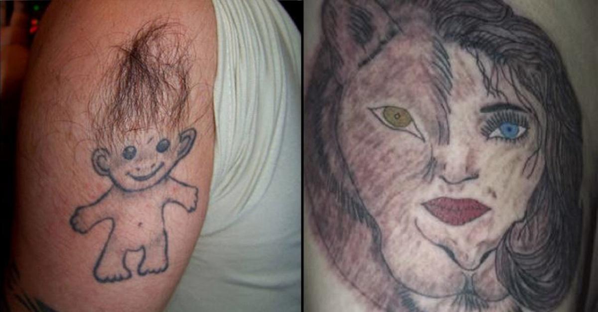 17 tatuatori che dovrebbero cambiare immediatamente lavoro