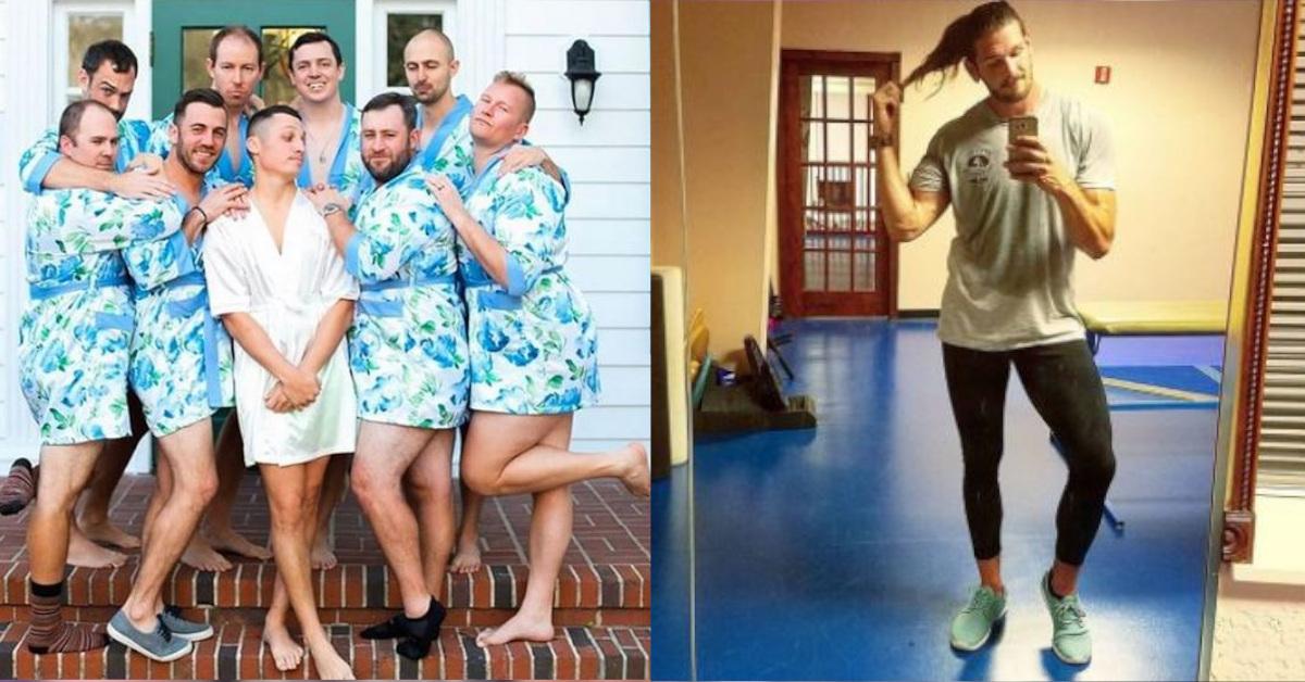 17 uomini che portano le pose social delle donne su un altro livello