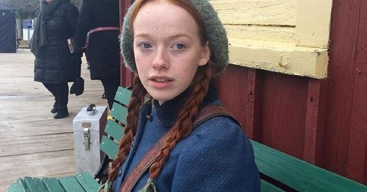 """Interpreta Anna nella serie """"Chiamatemi Anna"""", ma avete mai visto l'attrice fuori dal Set?"""