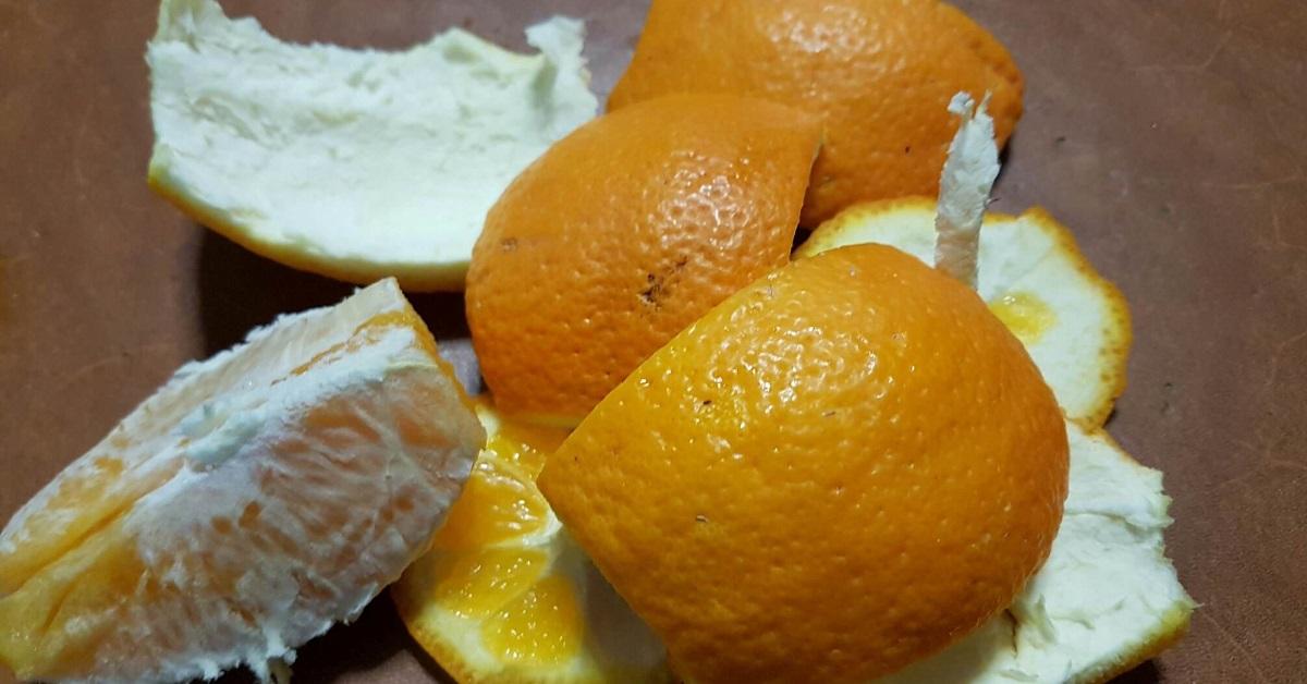 12 modi per utilizzare le bucce d'arancia, grazie a questi consigli non le butterai più