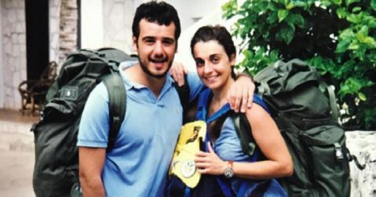 Lei è una star dei social, qui è in una foto di 23 anni fa con il marito. Li avete riconosciuti?