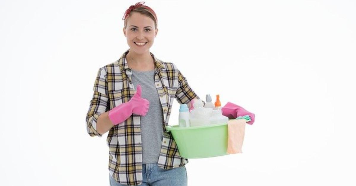 Per vivere più a lungo, secondo la scienza: pulisci la tua casa