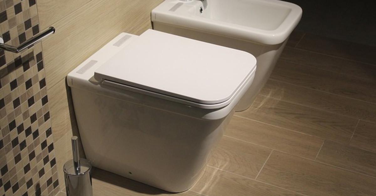 Perché dovresti abbassare il coperchio del water prima di tirare lo sciacquone