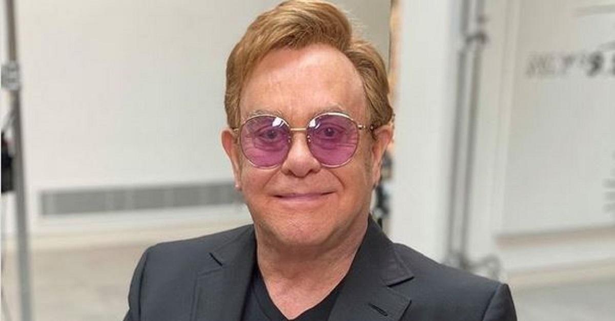 Elton John in Italia nel 2022:  Non vedo l'ora di costruire altri ricordi meravigliosi
