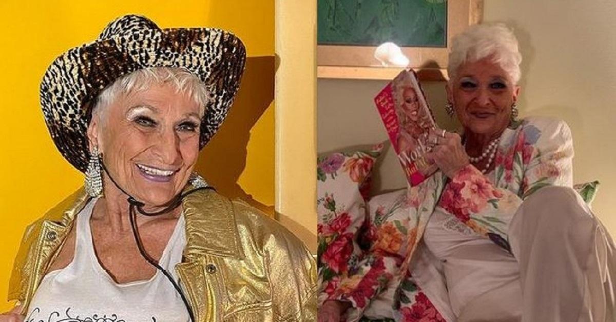 Hattie, 83 anni, è un'appassionata dell'app Tinder:  la sua storia è davvero molto curiosa