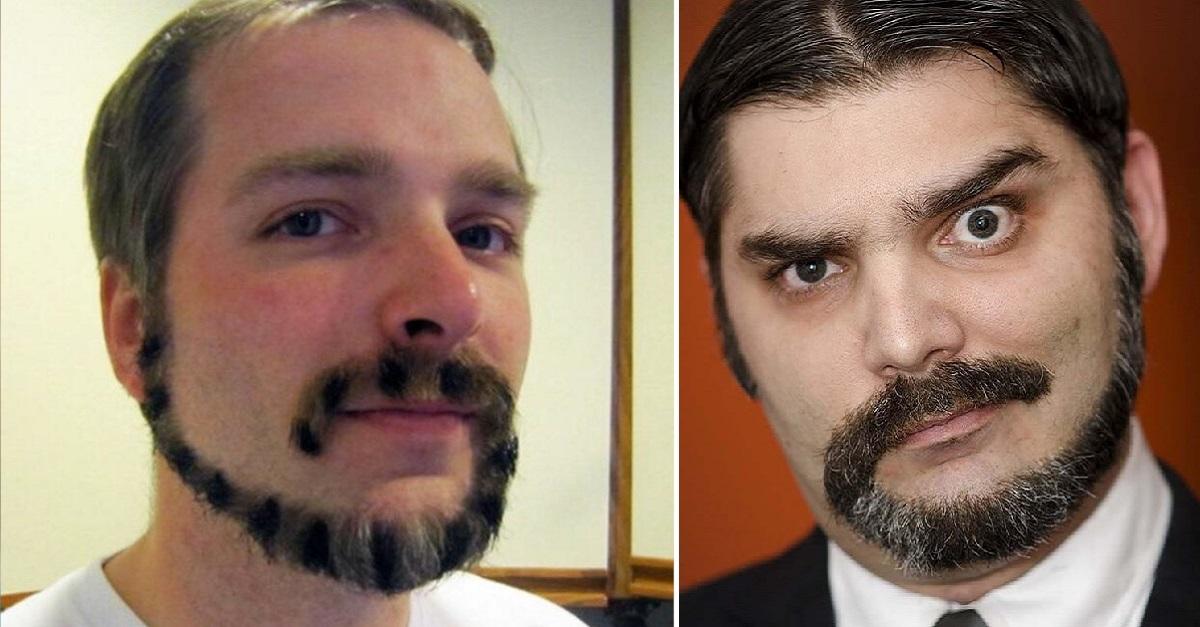 """20 uomini condividono il loro look con la barba tagliata """"a coda di scimmia"""". Il risultato è particolare"""