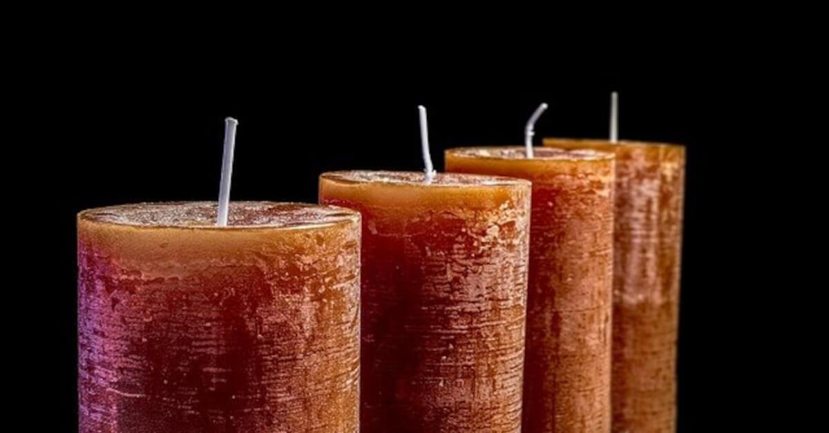 Suggerimenti per pulire e conservare le candele