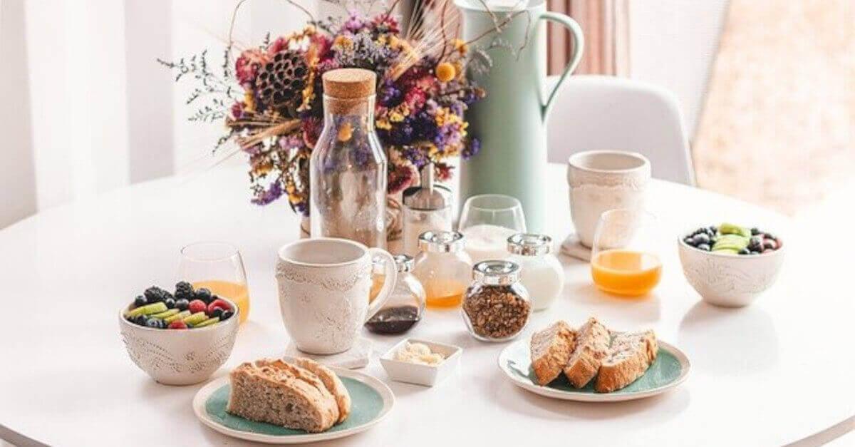 I 5 cibi fondamentali per rendere più sana la tua colazione
