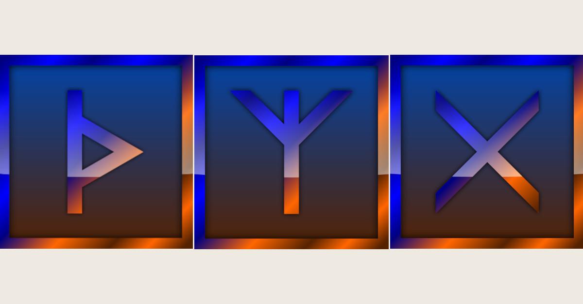 Cosa dicono le rune? Questo test potrebbe cambiare il modo in cui vedi la vita