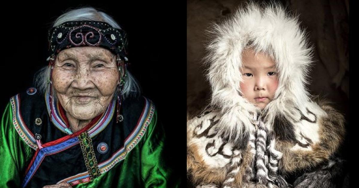 14 volti di persone indigene mostra la diversità delle culture, gli scatti del fotografo Alexander Khimushin