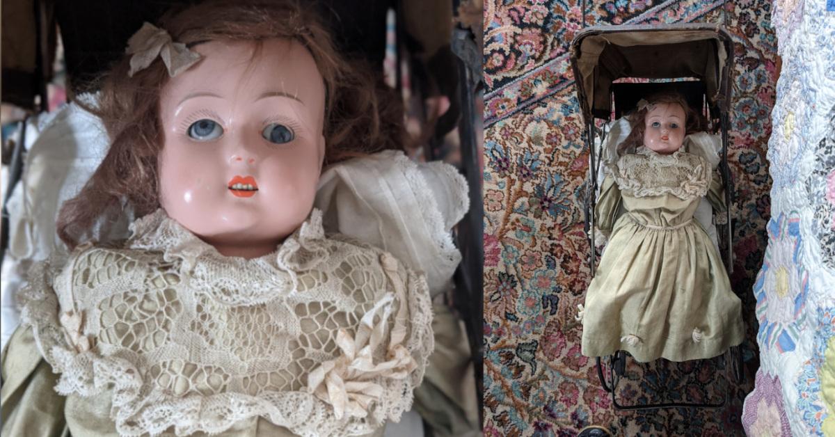 17 bambole da incubo, la più inquietante collezione di foto di bambole mai vista sul web