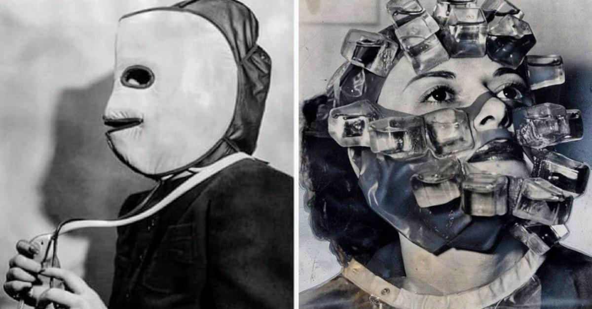 14 inquietanti trattamenti di bellezza del passato che grazie alla tecnologia sono migliorati nel tempo