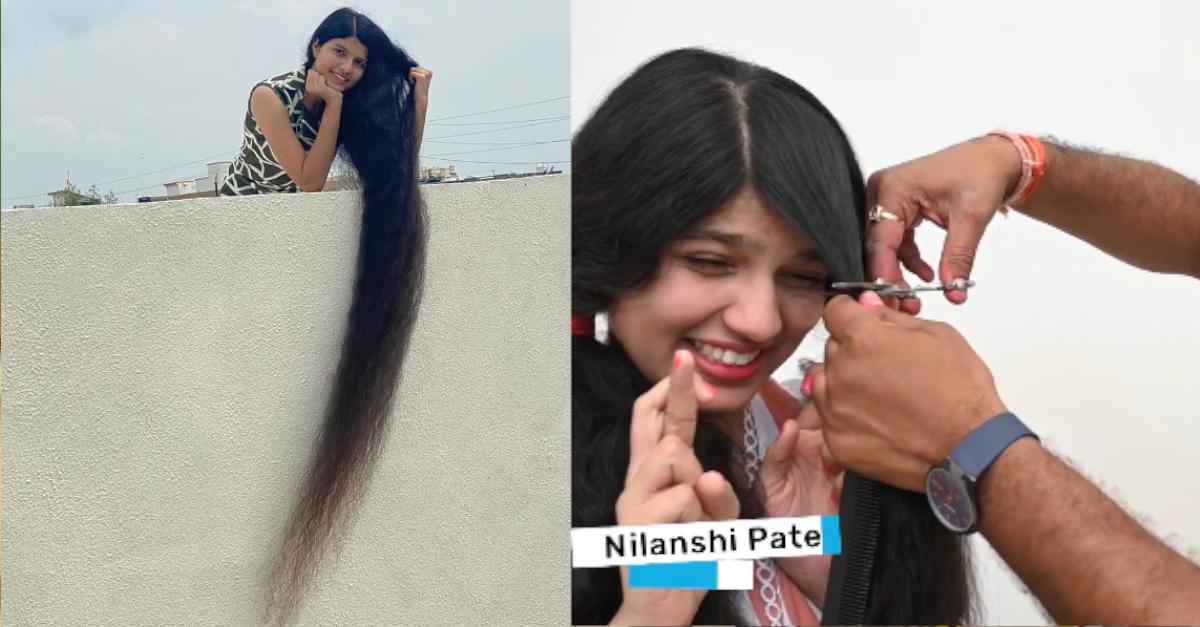 Dopo 12 anni la ragazza con i capelli più lunghi del mondo ha deciso di tagliarli: il suo nuovo Look