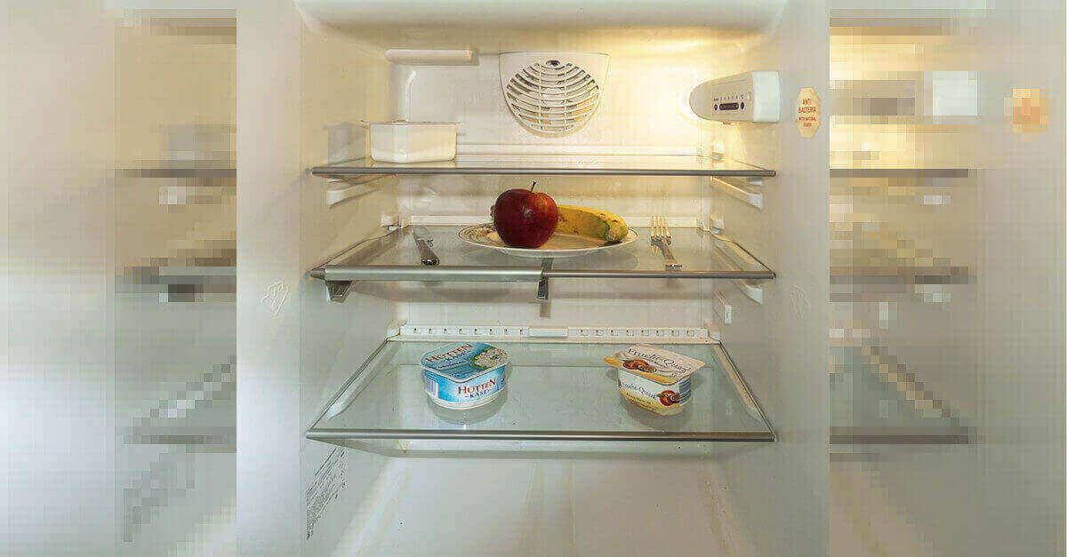3 ingredienti per pulire il frigorifero