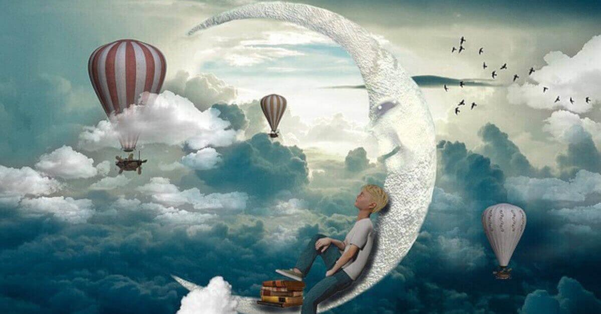 Tra le nuvole! I segni zodiacali che sognano e scappano sempre dalla realtà