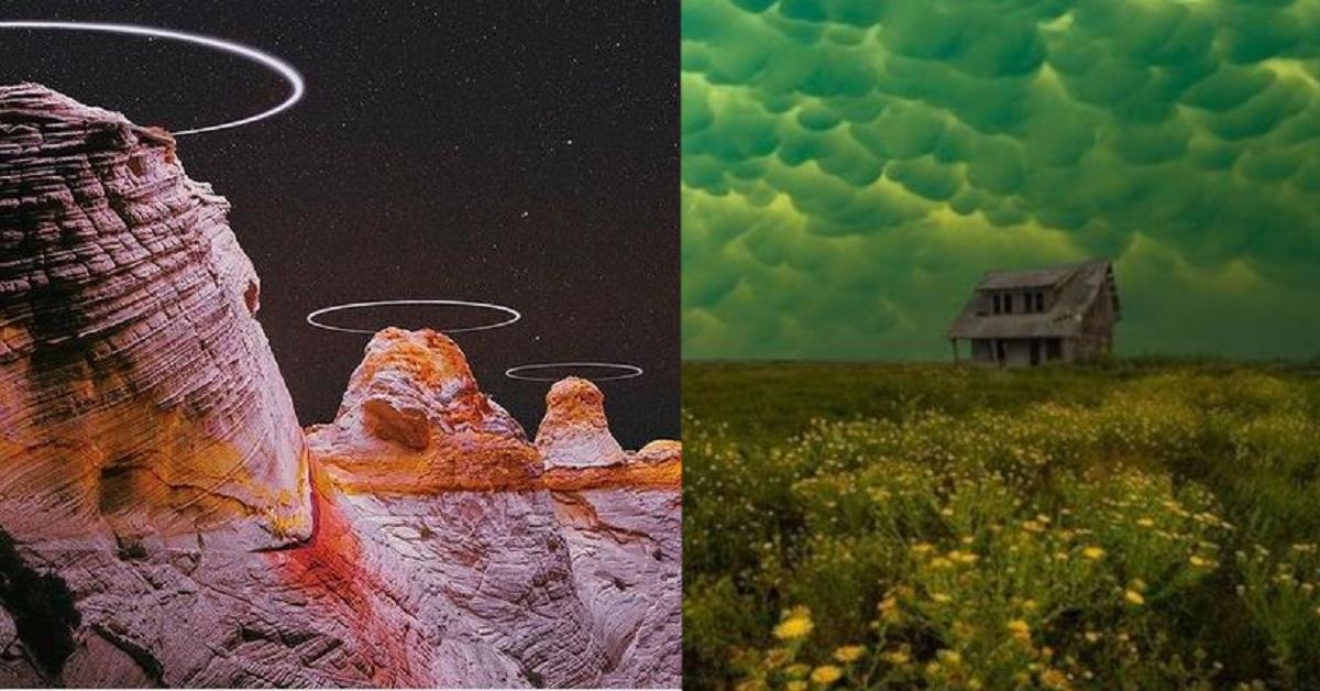 15 paesaggi reali che sembrano lo sfondo di alcuni videogiochi o dei set cinematografici