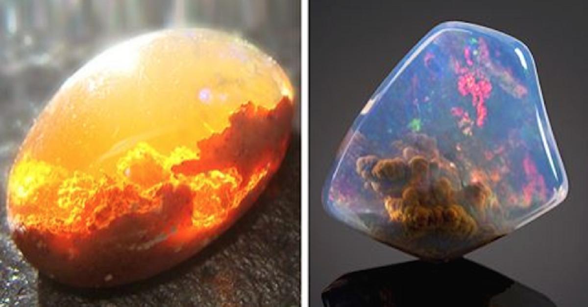 15 spettacolari e bellissimi minerali e pietre che vorresti vedere dal vivo