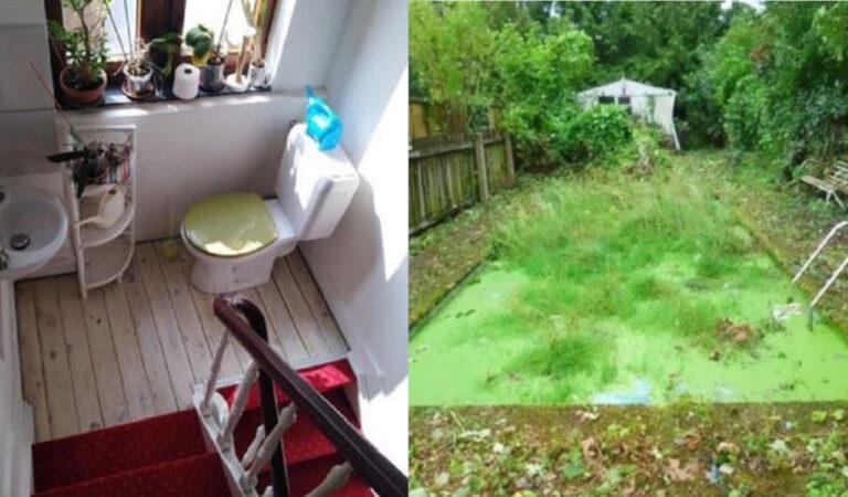 Case da paura! 26 terribili foto apparse in annunci immobiliari trovati su Internet