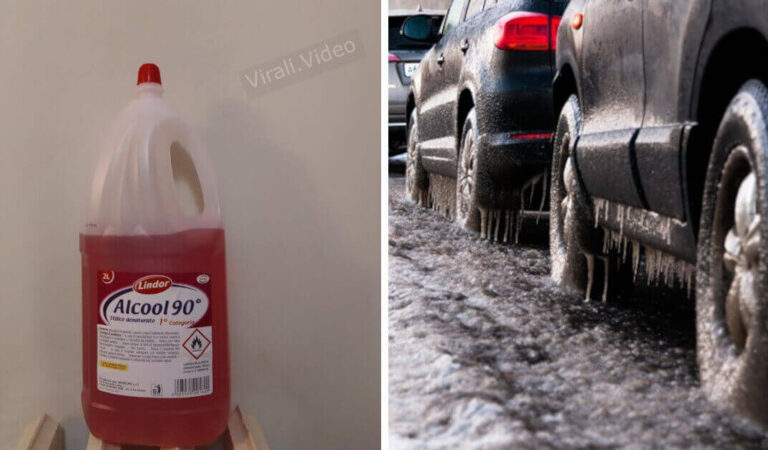 Come usare efficacemente l'alcool come detergente