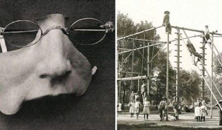 18 particolari foto antiche che mostrano quanto è cambiato il mondo nel corso del tempo
