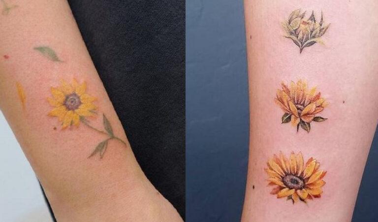 Cosa significa tatuarsi un girasole