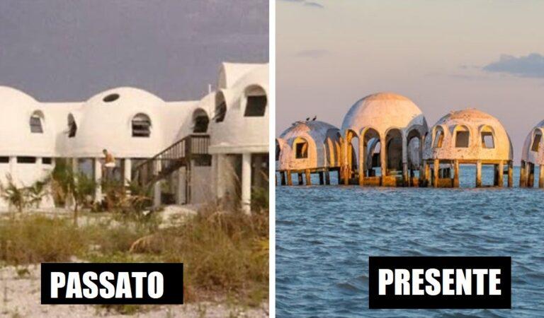 16 foto confronto tra passato e presente di luoghi famosi cambiati dal passare del tempo