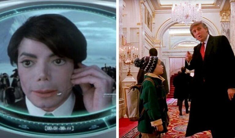 13 celebrità apparse in film in cui nessuno si aspettava di vederle