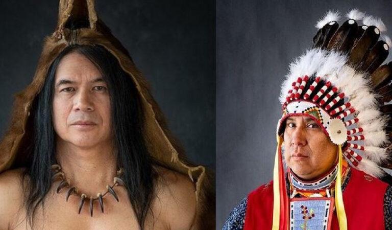 12 Potenti ritratti di nativi americani che mostrano il loro spirito e identità culturale