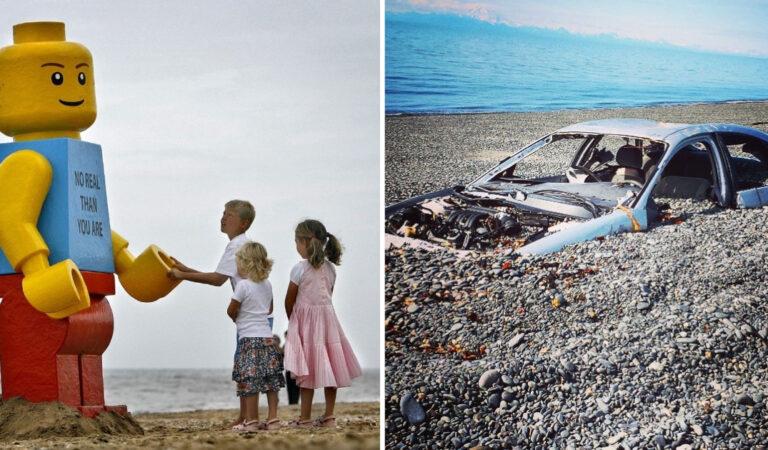 Ritrovamenti inaspettati: 16 casi in cui sulla spiaggia sono state trovate cose incredibili e imprevedibili.