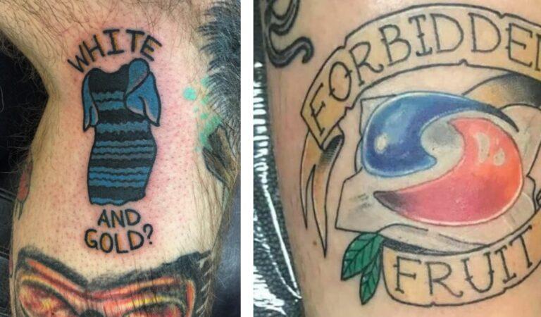16 volte che le persone si sono fatte un tatuaggio ma si sono presto pentite
