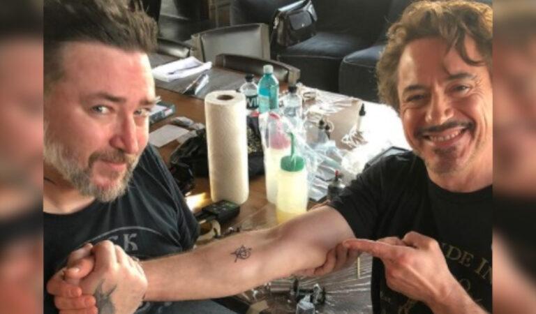 13 celebrità che si sono fatti dei tatuaggi legati al ruolo interpretato in film o in tv