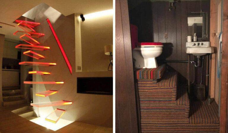 Questo account Twitter ci mostra il meglio del peggio dell'architettura : 20 foto