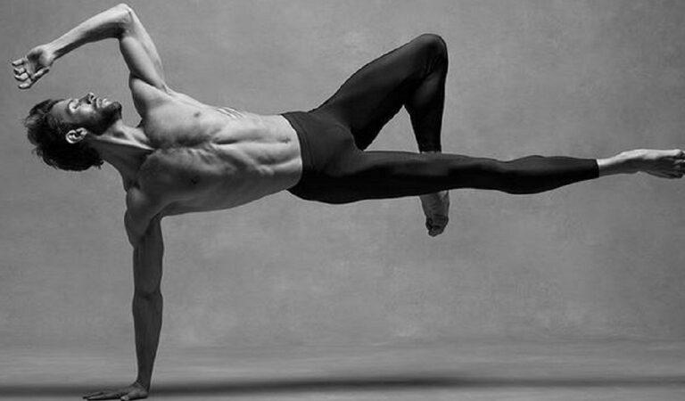11 eccezionali foto che mettono in risalto la bellezza dei movimenti di famosi ballerini