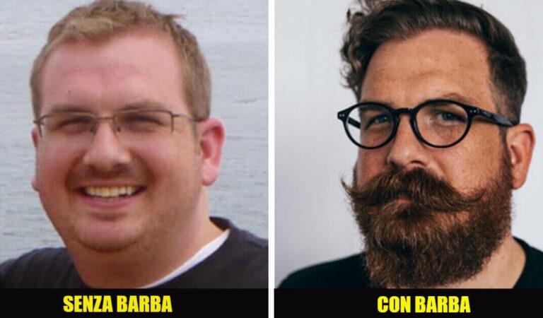 16 uomini che si sono fatti crescere la barba e hanno fatto bene: le foto prima e dopo
