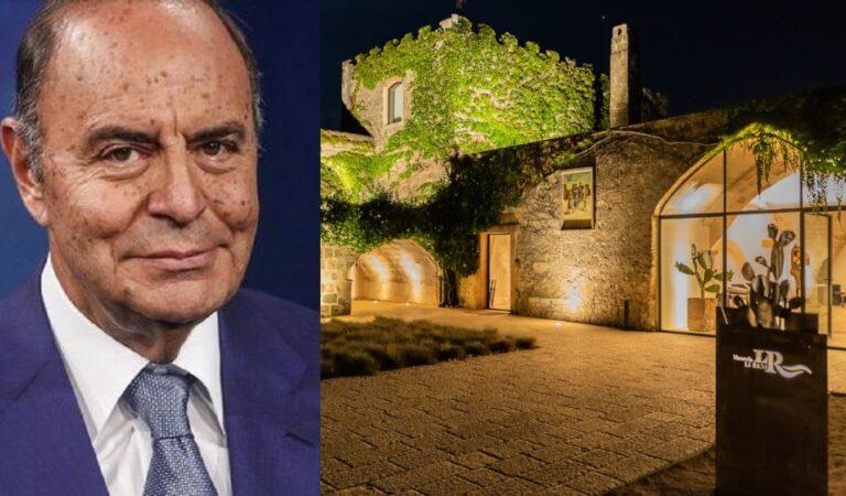 Sapete quanto costa pernottare o organizzare un matrimonio nella Masseria di Bruno Vespa?