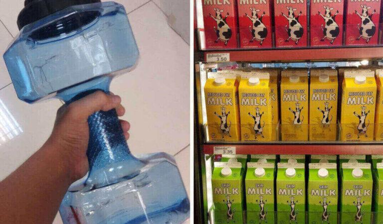 13 prodotti che si distinguono dalla massa per il loro packaging unico