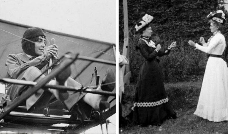 15 rare foto di donne che raccontano molto più di quanto ci si possa aspettare.
