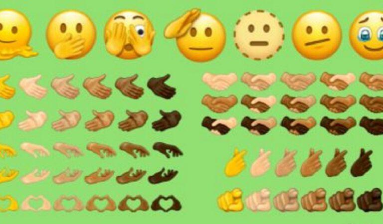 Qualche anticipazione sulle nuove emoji 2021-2022: tra le nuove faccine spunta pure l'uomo incinto