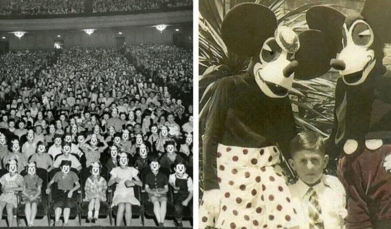 15 foto rare del passato tra le più inquietanti della storia della fotografia