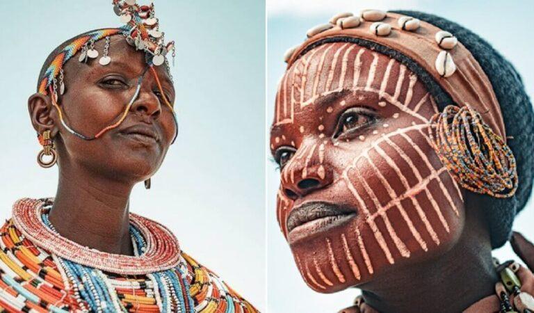 15 ritratti che immortalano la bellezza indigena delle tribù del Kenya