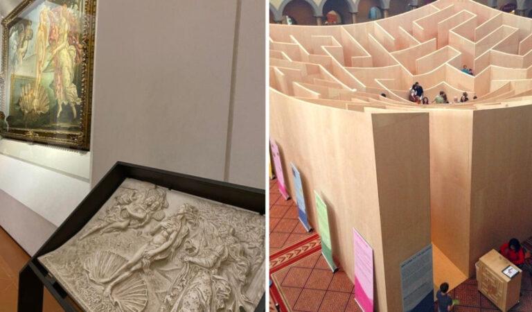 """20 Musei che hanno realizzato dei """"progetti"""" fantastici per non annoiare i visitatori"""