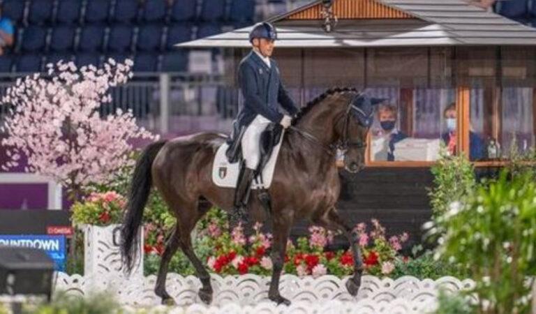 Sapete come i cavalli degli sport equestri delle Olimpiadi hanno viaggiato per giungere a Tokio?