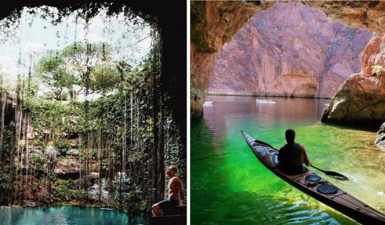 Paesaggi incantevoli: 18 luoghi da visitare almeno una volta nella vita