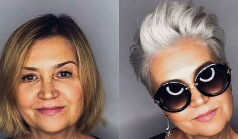 12 donne che hanno deciso di tagliare i capelli e il nuovo taglio ha messo in risalto la loro bellezza