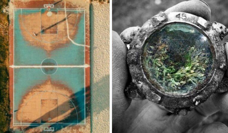 Il tempo è spietato e passa per tutti noi: 15 foto affascinanti di cose che portano i segni di usura del tempo