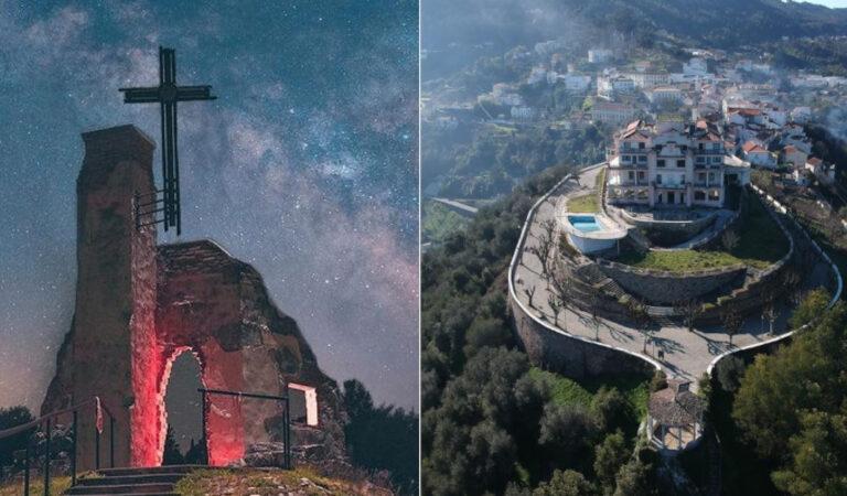 16 luoghi fatiscenti permeati da un'atmosfera spaventosa e affascinante allo stesso tempo