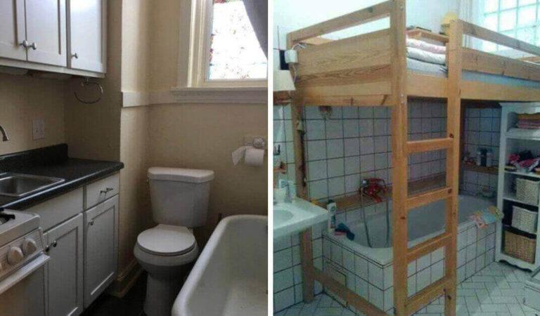 Appartamenti da incubo: 15 Foto tutte da ridere